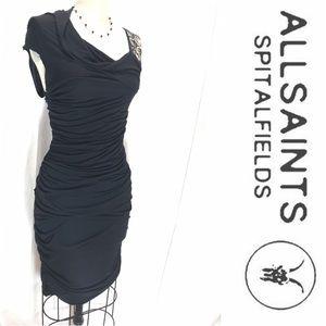 All Saints Essalam dress, size 4